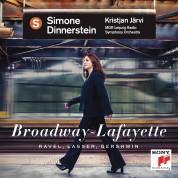 Simone Dinnerstein: Broadway - Lafayette (Ravel, Lasser, Gershwin) - CD