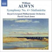 Alwyn: Symphony No. 4 / Sinfonietta - CD