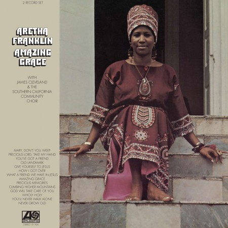 Aretha Franklin: Amazing Grace - Plak