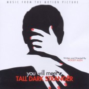 Çeşitli Sanatçılar: OST - You Will Meet A Tall Dark - CD