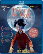 Philharmonia Orchestra, Mark Stephenson: Prokofiev: Peter And The Wolf (Animation Film) - BluRay