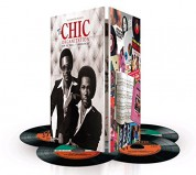 Chic: Nile Rodgers Presents: The Chic Organization Boxset Vol. 1
