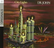 Dr. John: City Lights - CD