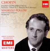 Maurizio Pollini, Philharmonia Orchestra, Paul Kletzki: Chopin: Piano Concerto No. 1 - CD