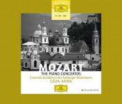 Camerata Academica des Mozarteums Salzburg, Géza Anda: Mozart: Die Klavierkonzerte - CD