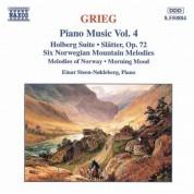 Grieg: Holberg Suite, Op. 40 / Slatter, Op. 72 - CD