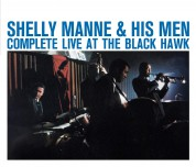 Shelly Manne & His Men - Complete Live At The Black Hawk - CD