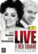 Anna Netrebko, Dmitri Hvorostovsky, Evgeny Svetlanov, State Academic Symphony Orchestra: Anna Netrebko, Dmitri Hvorostovsky - Live From Red Square - DVD
