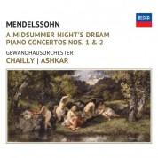 Gewandhausorchester Leipzig, Riccardo Chailly, Saleem Ashkar: Mendelssohn: Midsummer Night's Dream - CD