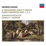 Gewandhausorchester Leipzig, Riccardo Chailly, Saleem Ashkar: Mendelssohn: Midsummer Night's Dream - CD
