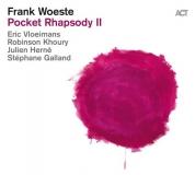 Frank Woeste: Pocket Rhapsody II - CD