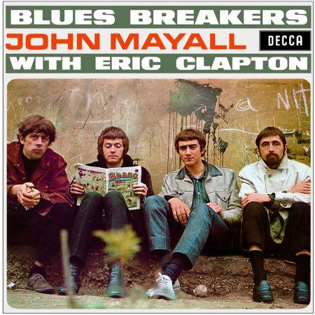 John Mayall, The Bluesbreakers: John Mayall & The Bluesbreakers - Plak