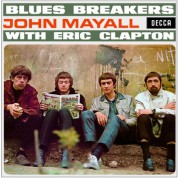 John Mayall, The Bluesbreakers: John Mayall & The Bluesbreakers - Plak