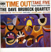Dave Brubeck: Time Out - CD