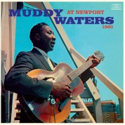 Muddy Waters: At Newport 1960. Limited Edition in Transparent Purple Vinyl. - Plak