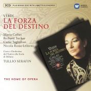 Maria Callas, Richard Tucker, Carlo Tagliabue, La Scala Orchestra, Tullio Serafin: Verdi: La Forza Del Destino - CD