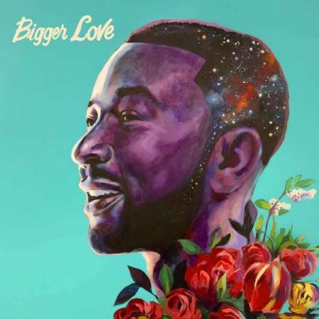 John Legend: Bigger Love - Plak