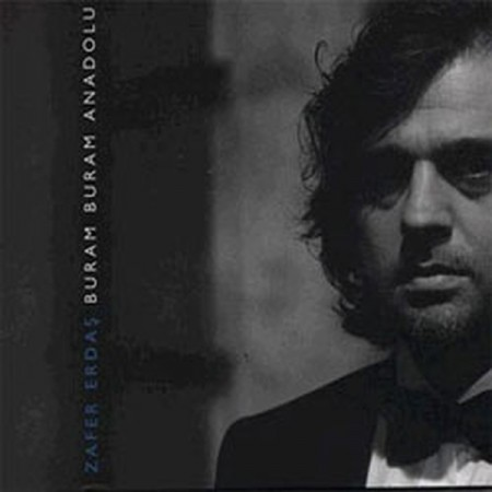 Zafer Erdaş: Buram Buram Anadolu - CD