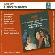 Andreas Schmidt, Cecilia Bartoli, Tom Johnston, John Tomlinson, Daniel Barenboim, Berlin Philharmonic Orchestra: Mozart:  Le Nozze Di Figaro - CD