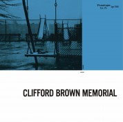 Clifford Brown: Memorial - Plak