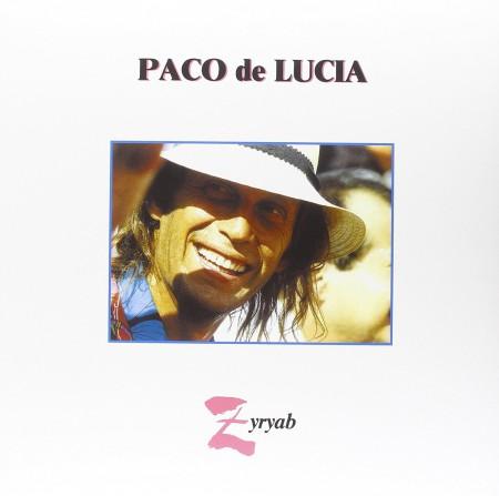 Paco de Lucia: Zyryab - Plak