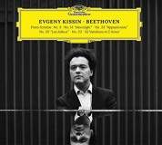 Evgeny Kissin: Beethoven - CD