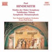 Hindemith: Mathis Der Maler / Symphonic Metamorphosis - CD