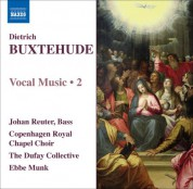 Dufay Collective: Buxtehude: Vocal Music, Vol. 2 - CD