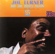 Big Joe Turner: Big Joe Rides Again - Plak