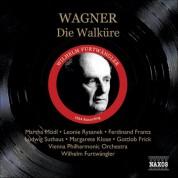 Wilhelm Furtwängler: Wagner: Walkure (Die) (Modl, Rysanek, Furtwangler) (1954) - CD
