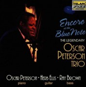 Oscar Peterson: Encore At The Blue Note - CD