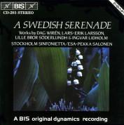 Alf Nilsson, Stockholm Sinfonietta, Esa-Pekka Salonen: A Swedish Serenade - CD