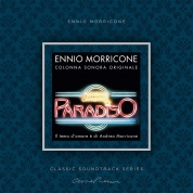 Ennio Morricone: Nuovo Cinema Paradiso (Limited Numbered Edition - Solid Yellow Vinyl) - Plak