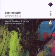 Mstislav Rostropovich, London Symphony Orchestra: Shostakovich: Symphony No.10 - CD