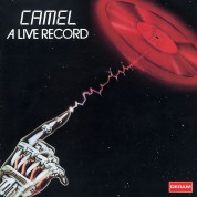 Camel: A Live Record - CD