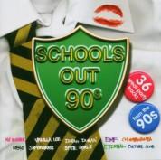Çeşitli Sanatçılar: 90's Schools Out - CD