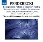 Antoni Wit: Penderecki: Fonogrammi - Horn Concerto - CD