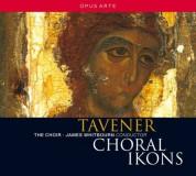 Tavener: Choral Ikons - CD