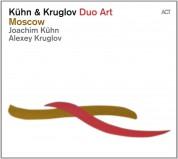 Joachim Kühn, Alexey Kruglov: Moscow - CD