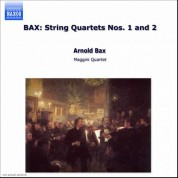 Bax: String Quartets Nos. 1 and 2 - CD