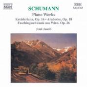 Schumann, R.: Kreisleriana / Faschingsschwank Aus Wien - CD