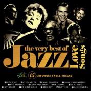 Çeşitli Sanatçılar: The Very Best of Jazz Love Songs - Plak