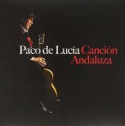 Paco de Lucia: Cancion Andaluza - Plak