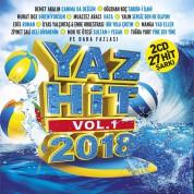 Çeşitli Sanatçılar: Yaz Hit 2018 Vol.1 - CD