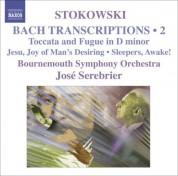 José Serebrier: Bach Transcriptions, Vol. 2 - CD