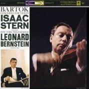 Isaac Stern, Leonard Bernstein: Bartok: Concerto for Violin - Plak