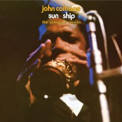John Coltrane: Sun Ship: The Complete Session - CD