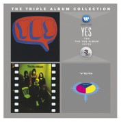 Yes: The Triple Album Collection - CD