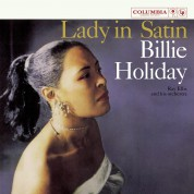 Billie Holiday: Lady in Satin - Plak