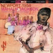 Mahalia Jackson: Newport 1958 - Plak